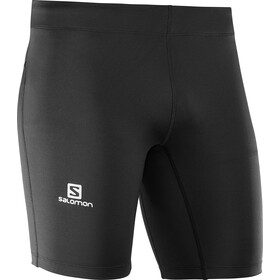 Salomon Agile Short Tights Men black